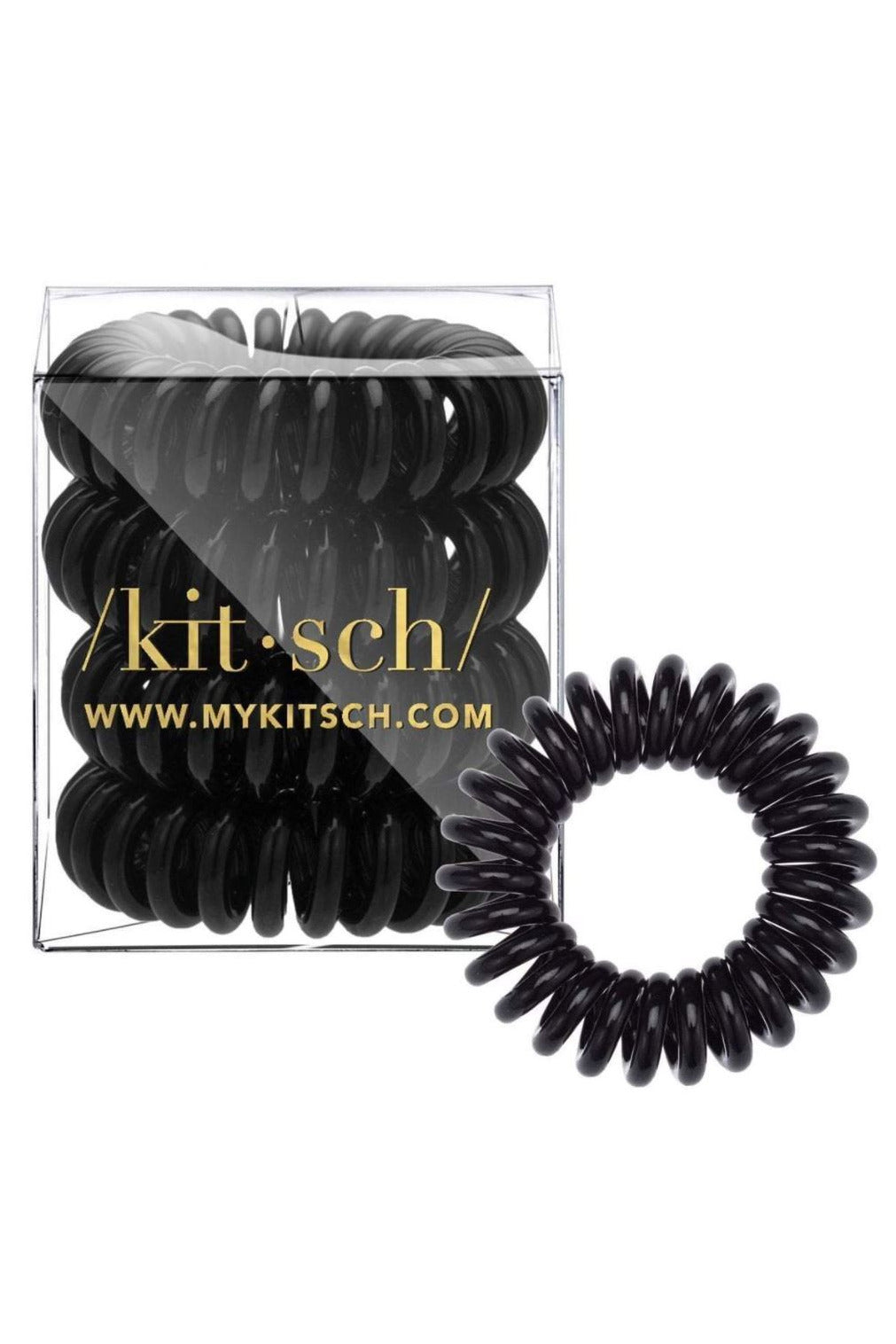 Kitsch Hair Coils- Pack of 4 - BluePeppermint Boutique