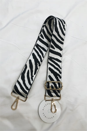 Ah-dorned Bag Strap - BluePeppermint Boutique