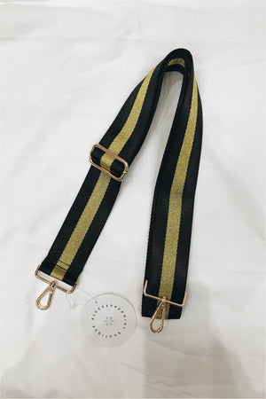 Ah-dorned Bag Strap