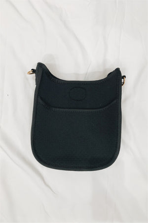 Ah-Dorned Mini Neoprene Messenger Bag - BluePeppermint Boutique