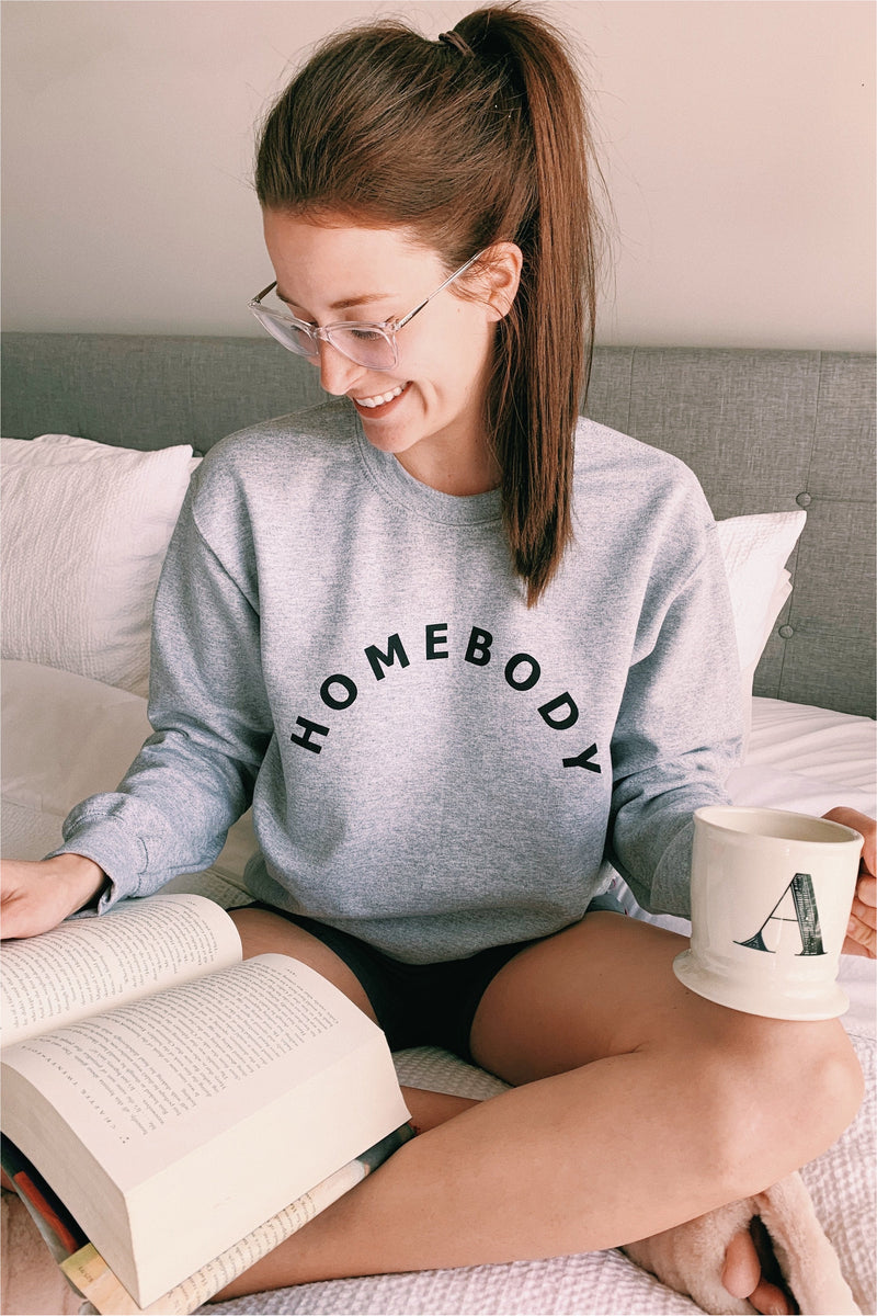 Homebody Graphic Sweatshirt
