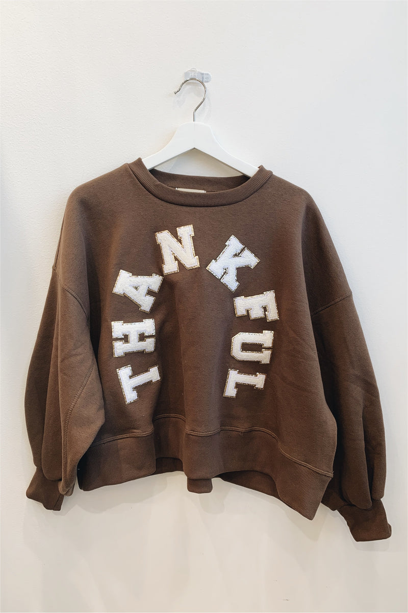 Thankful Sweatshirt
