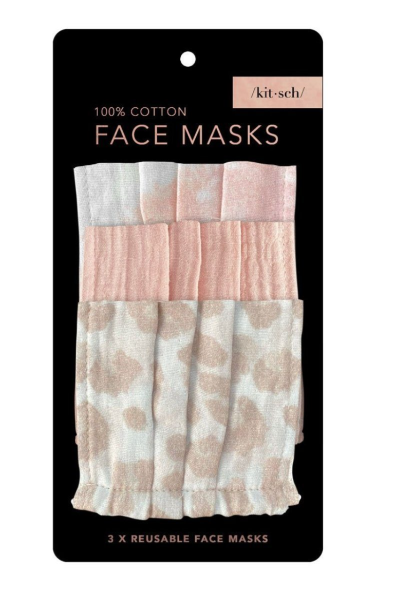 Kitsch Face Mask- Blush - BluePeppermint Boutique