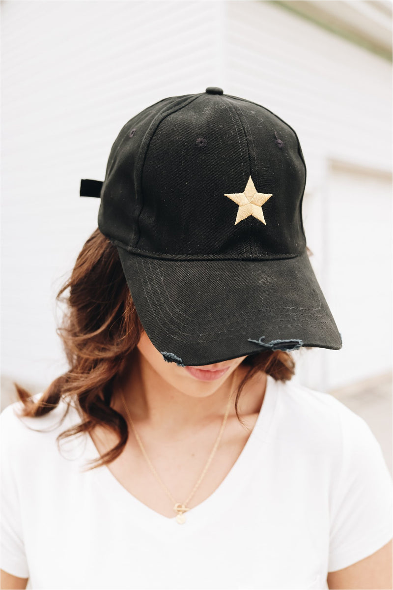 Black Hat Gold Star