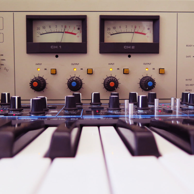 Free Analog Tape Synth Samples - Samples From Mars
