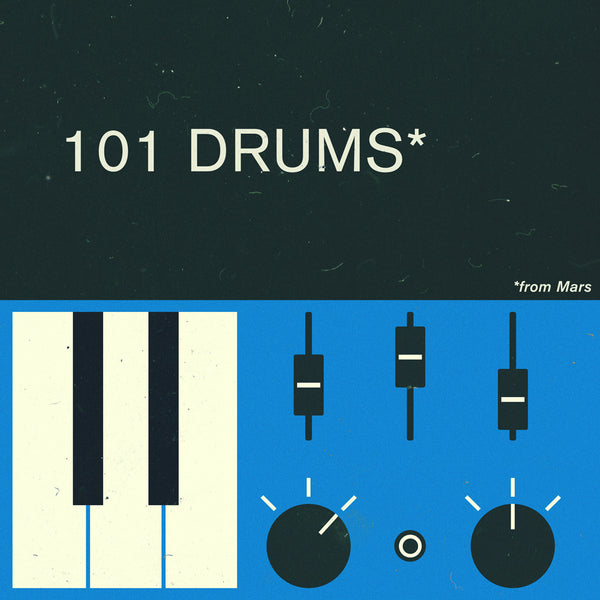 101 DRUMS FROM MARS