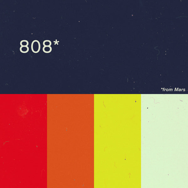 808 FROM MARS