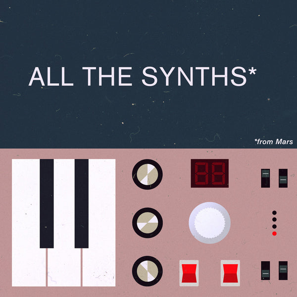 ALL THE SYNTHS