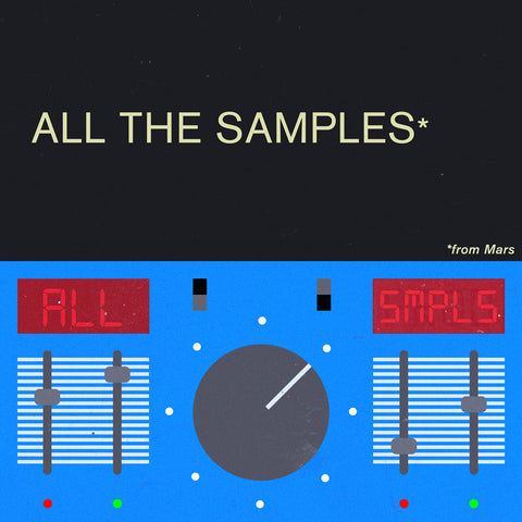 ALL THE SAMPLES FROM MARS