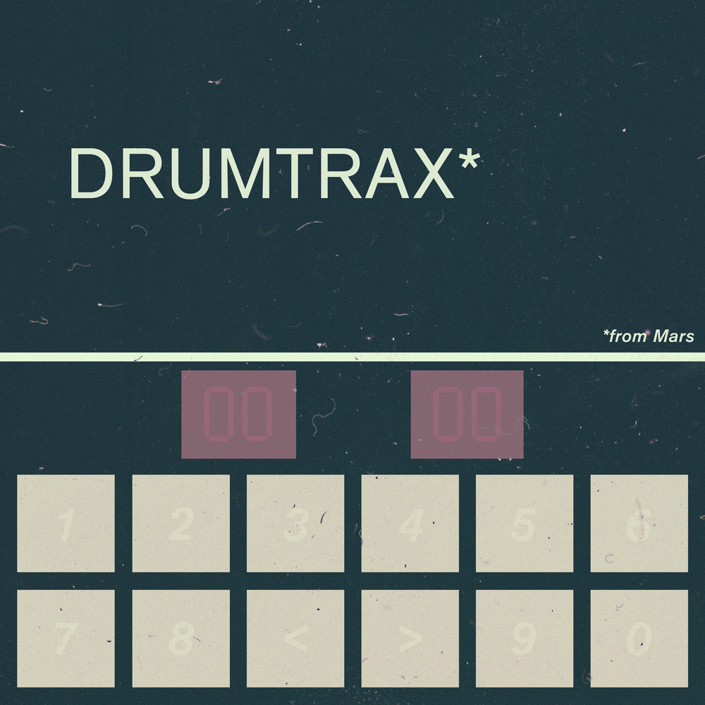 DRUMTRAX FROM MARS