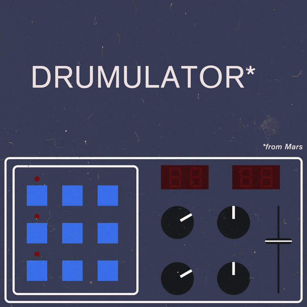 DRUMULATOR FROM MARS