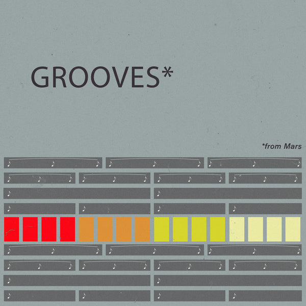 GROOVES FROM MARS | Samples From Mars