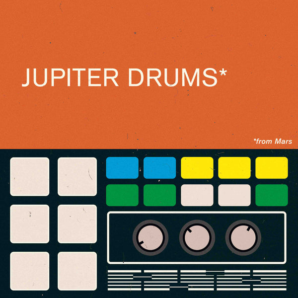 JUPITER DRUMS FROM MARS