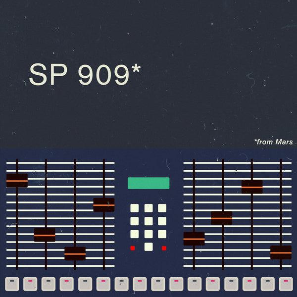 SP 909 FROM MARS