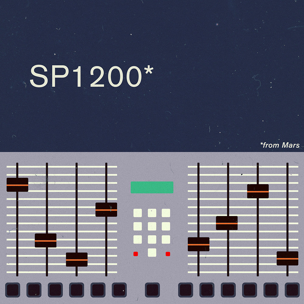 SP 1200 FROM MARS