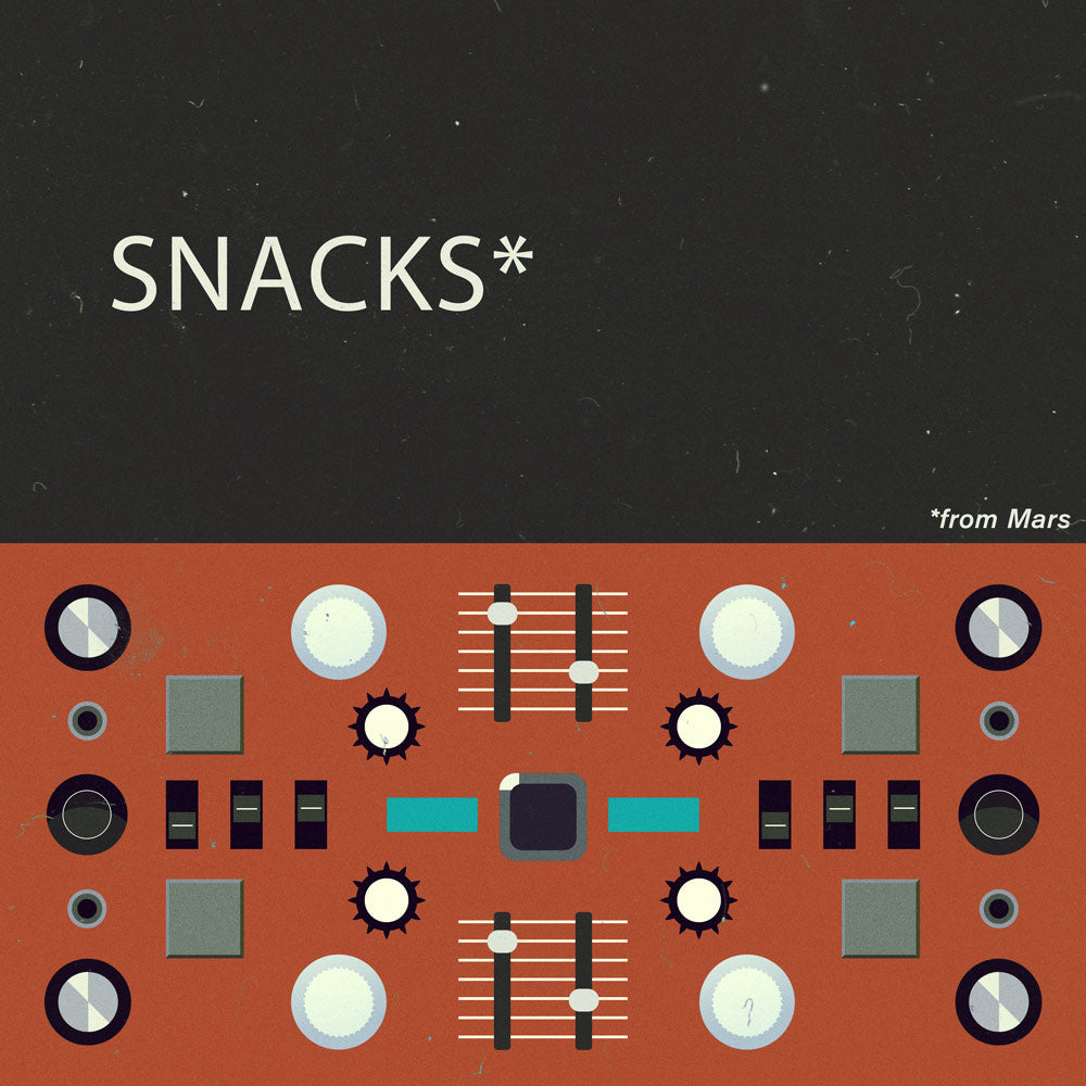 SNACKS FROM MARS