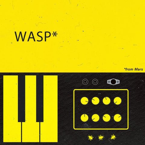WASP FROM MARS