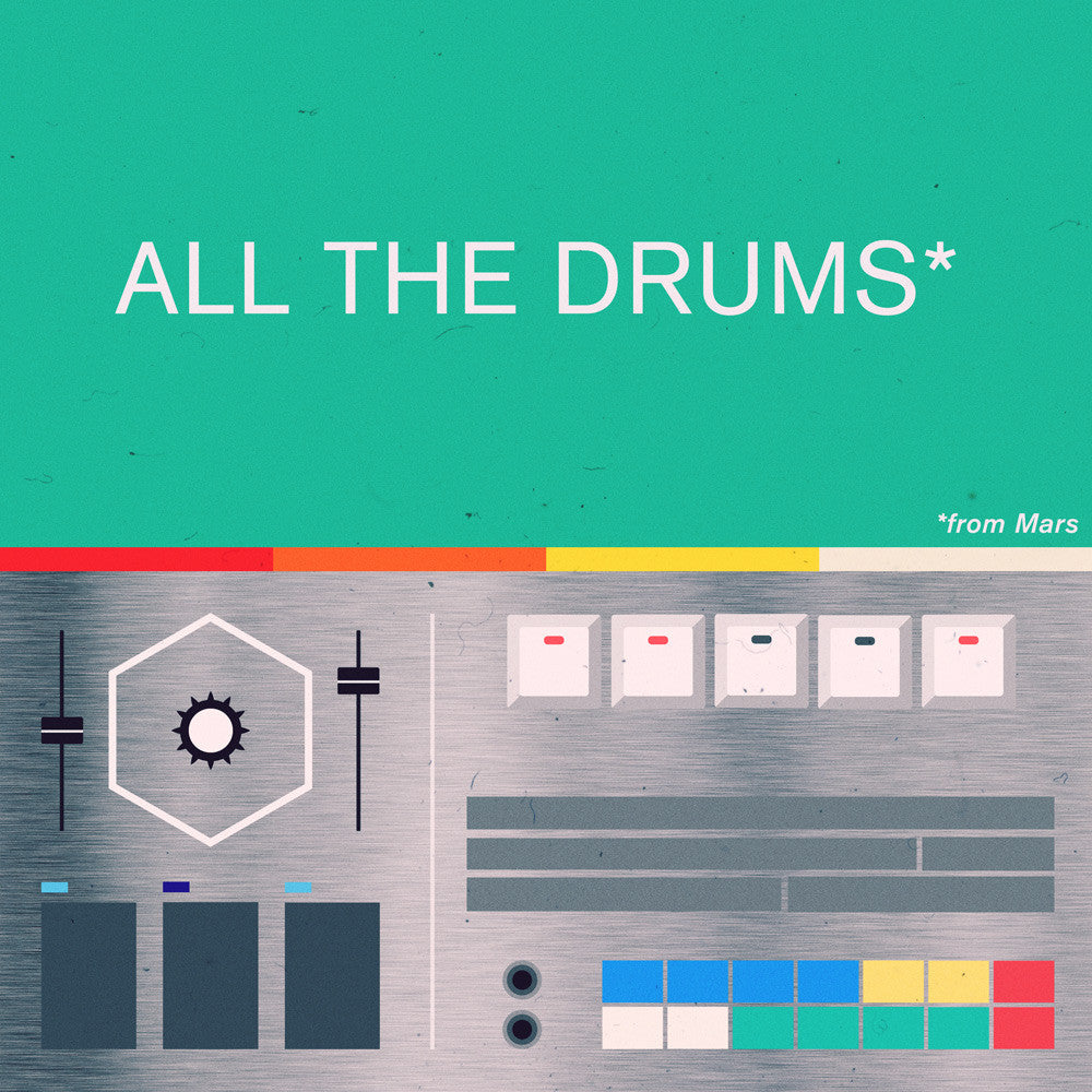 ALL THE DRUMS