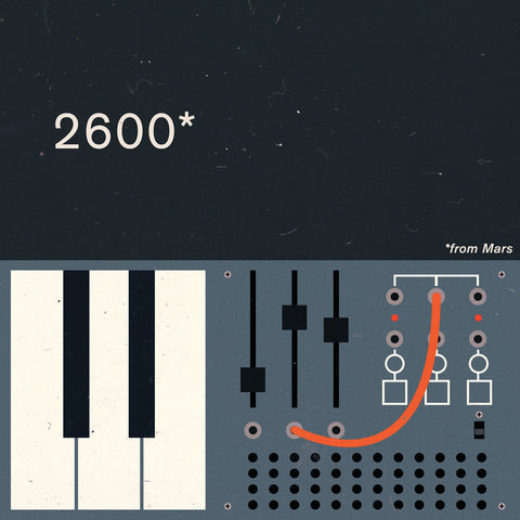2600 FROM MARS