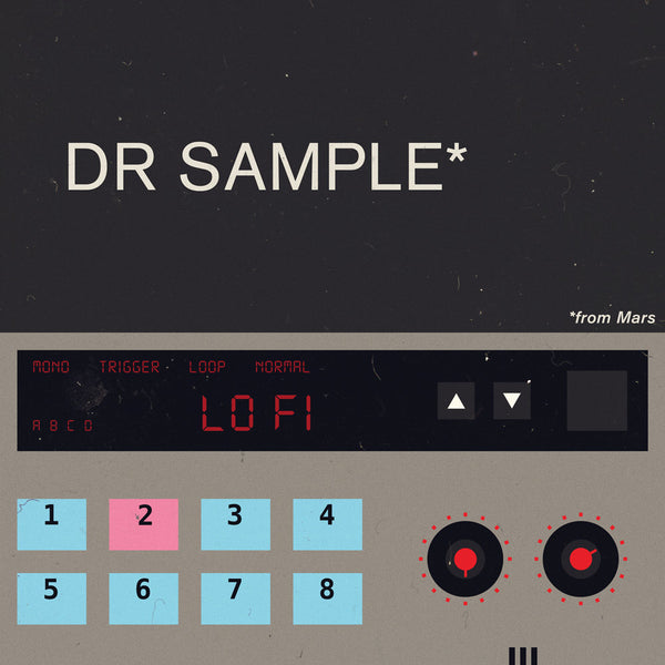 DR SAMPLE FROM MARS