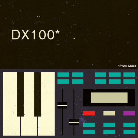 DX100 FROM MARS