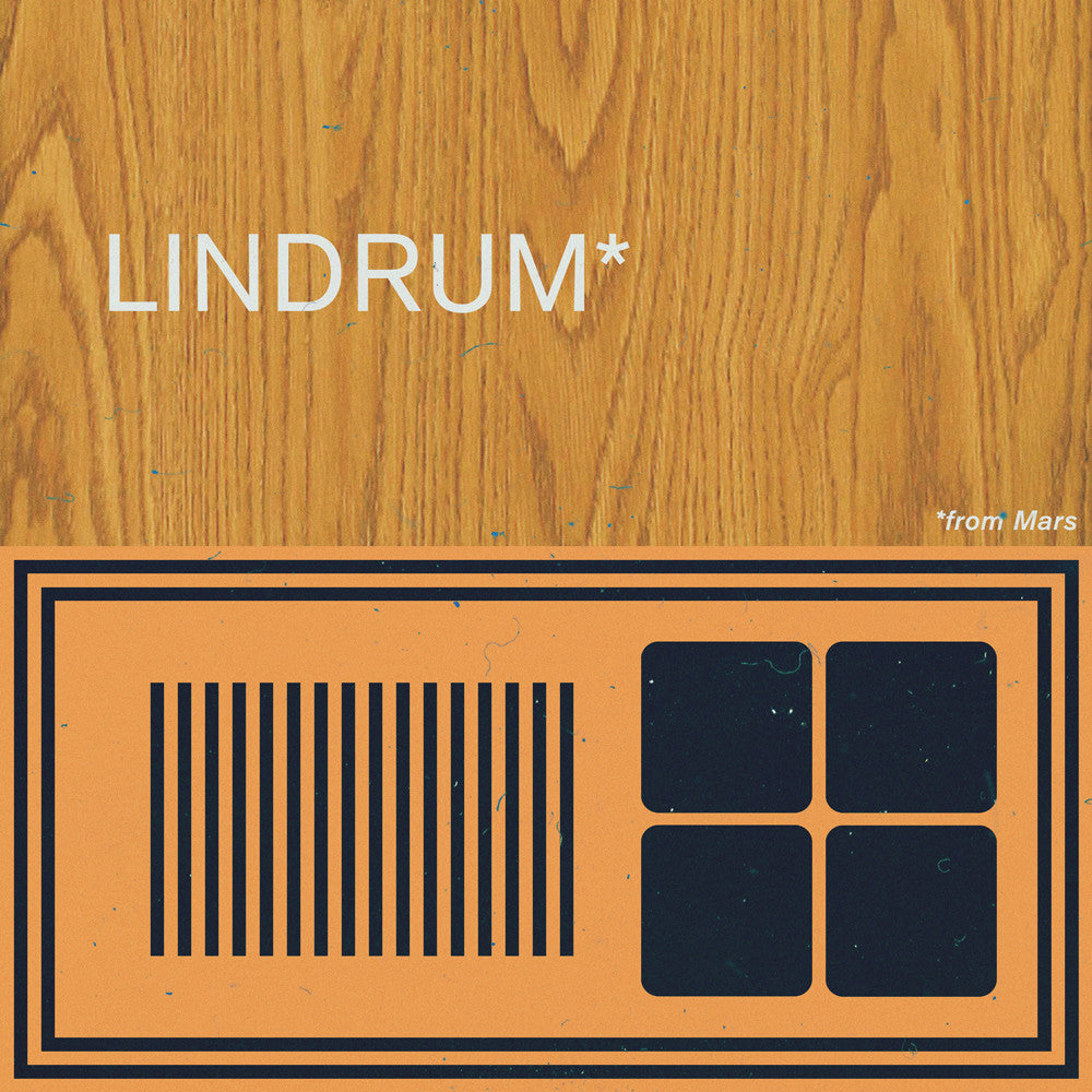 LINDRUM FROM MARS