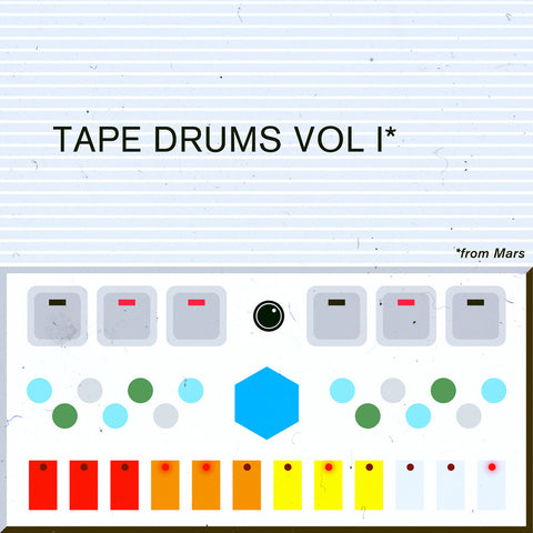 TAPE DRUMS VOL I