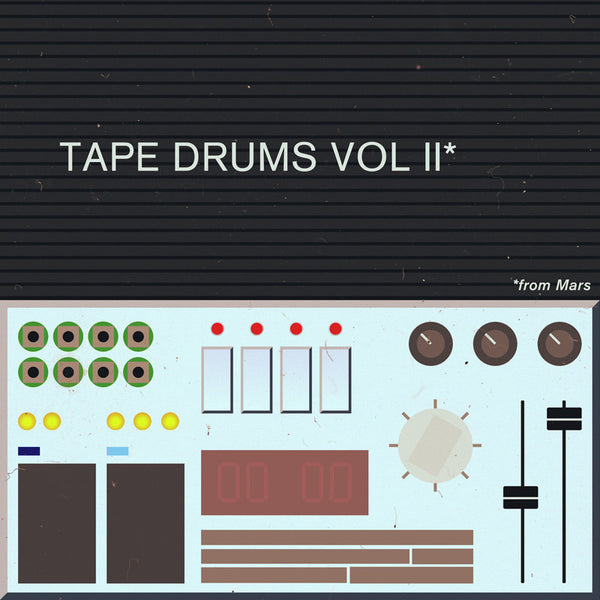 TAPE DRUMS VOL II