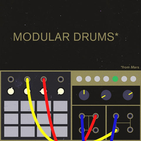 MODULAR DRUMS FROM MARS