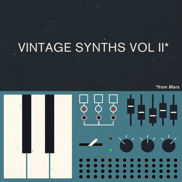 VINTAGE SYNTHS VOL II