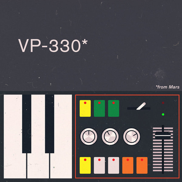 FREE VP330 FROM MARS | Samples From Mars