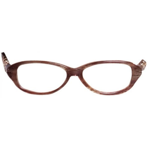 NARROW BROWN FRAMES