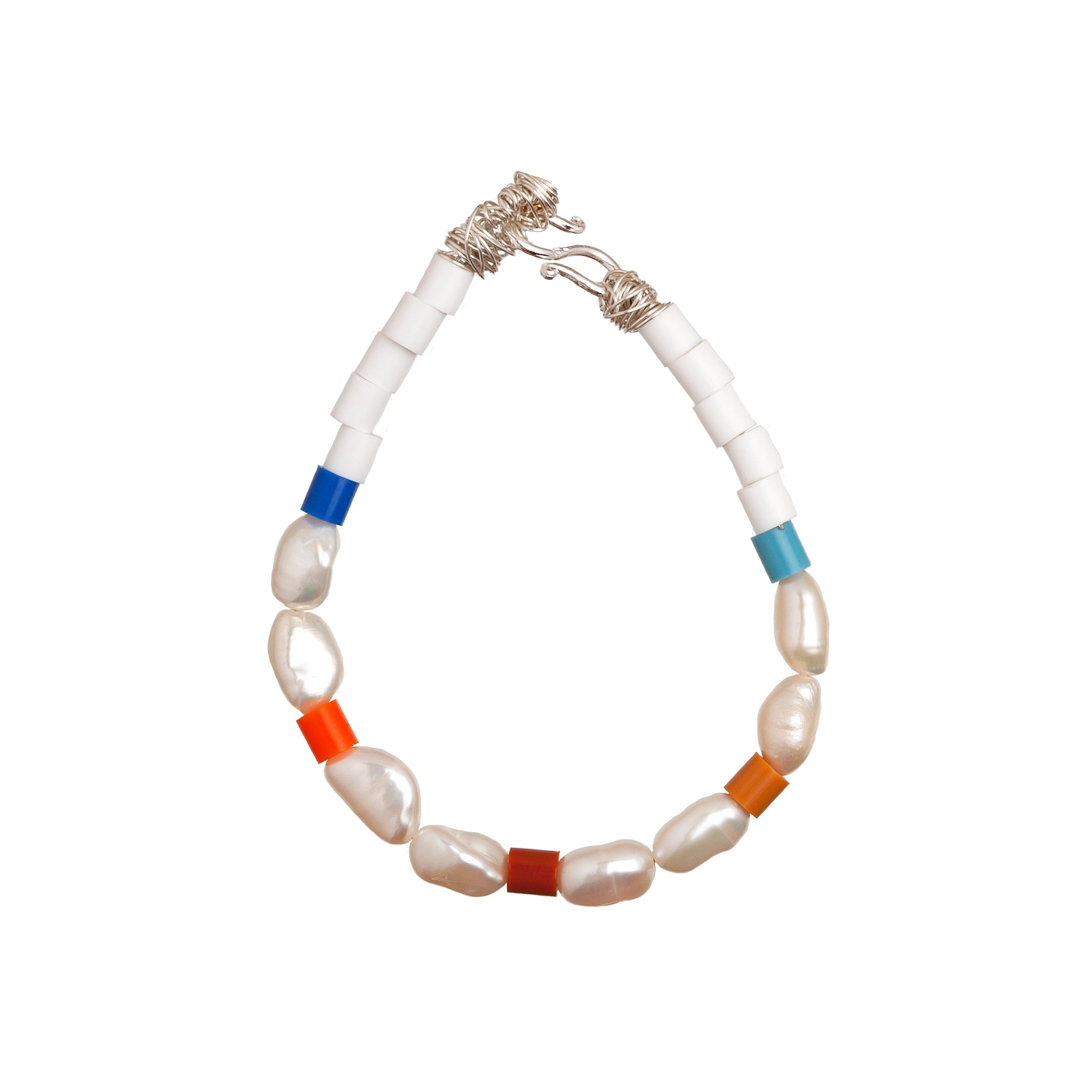WALD BERLIN - GENIE IN A BOTTLE PEARL BRACELET