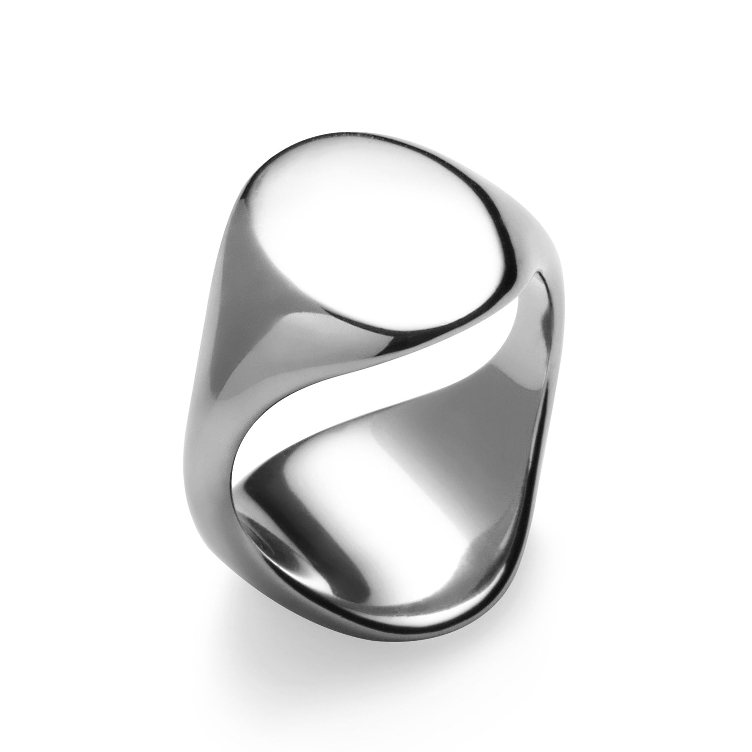 J. HARDYMENT - TWO FACE RING