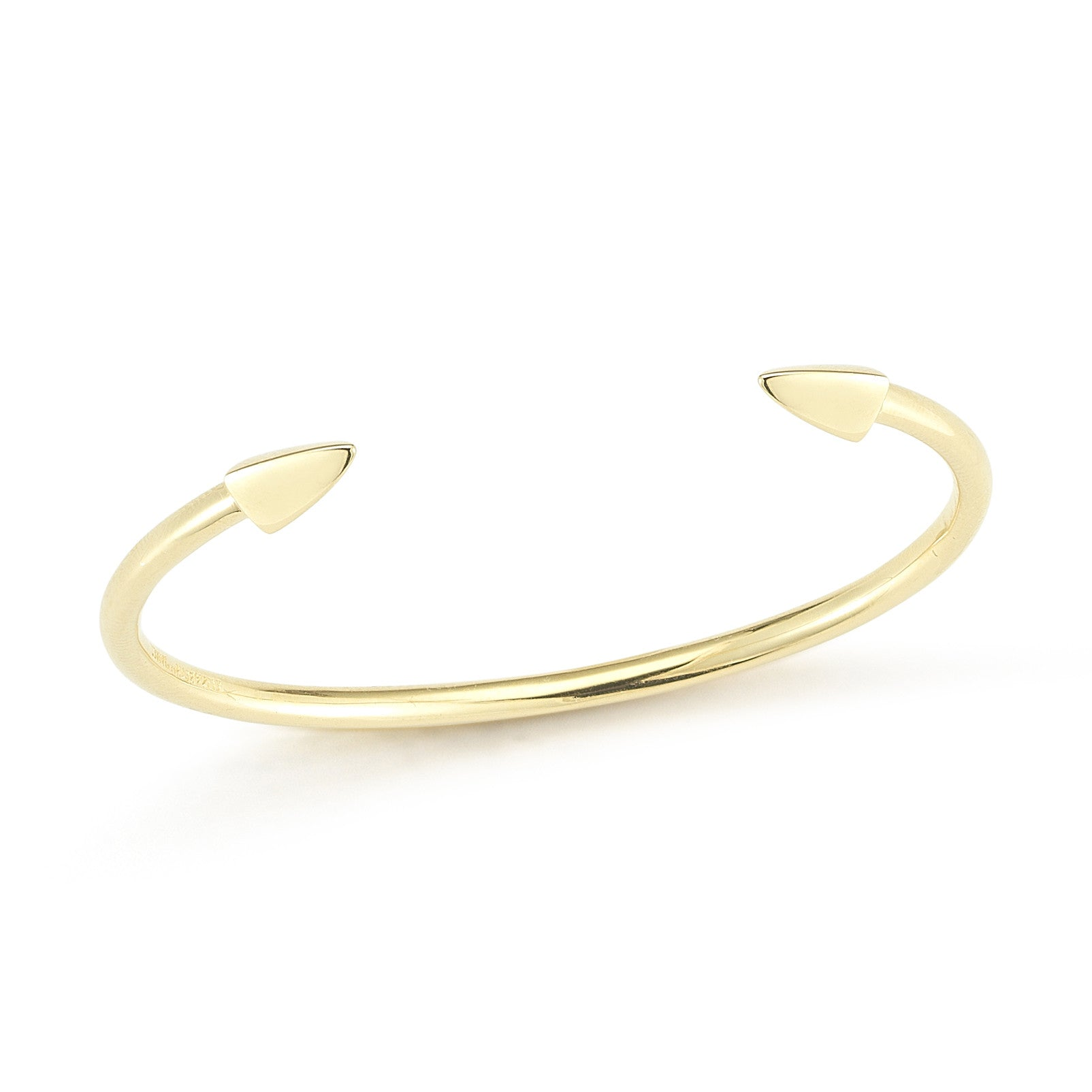 ELIZABETH AND JAMES - GOLD VOGEL BANGLE