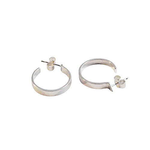 Mei-Li Rose - Angle Hoop Earrings