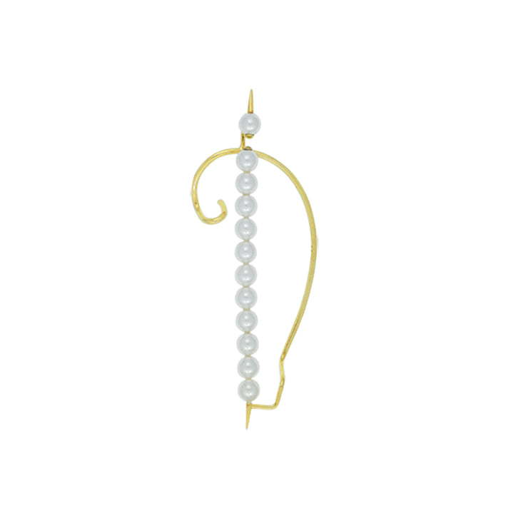 EK THONGPRASERT - STATEMENT PEARL EAR CUFF