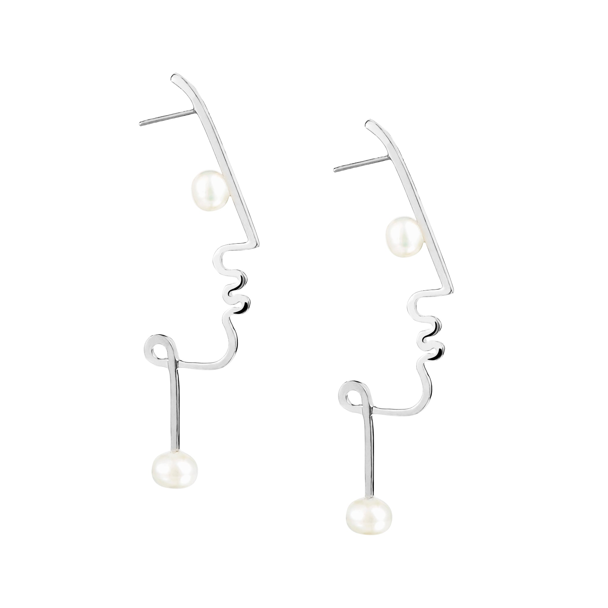 PAOLA VILAS - BRINCO HENRI EARRINGS