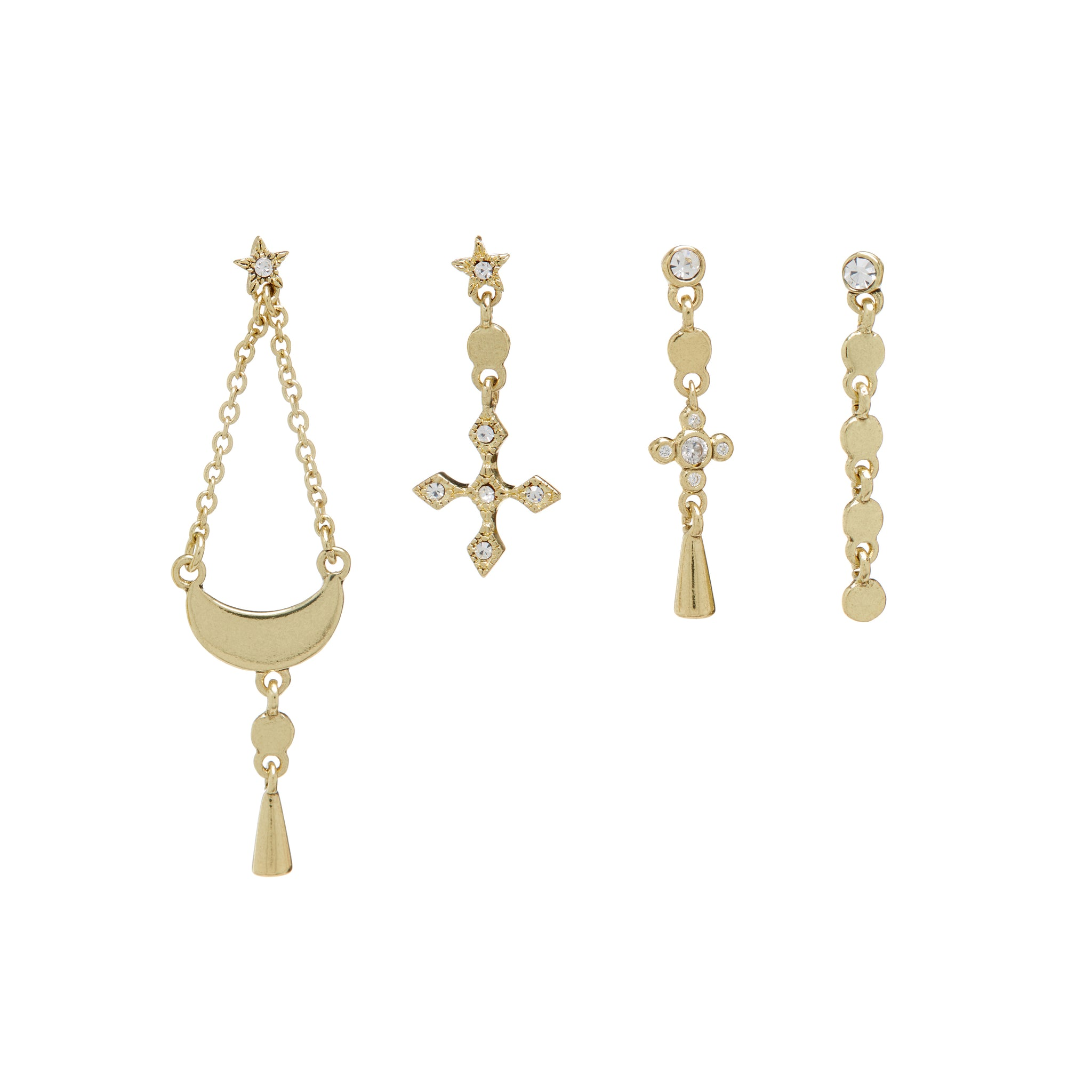LUV AJ -  CELESTIAL HANGING EARRING SET