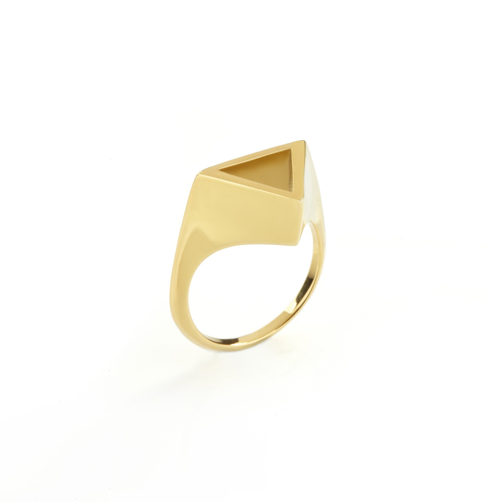 CF CONCEPT - GOLD ROCK RING