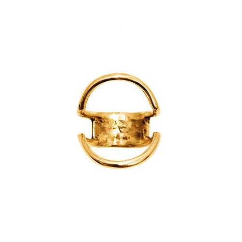 Mei-Li Rose - Wire Knuckle Cage Ring
