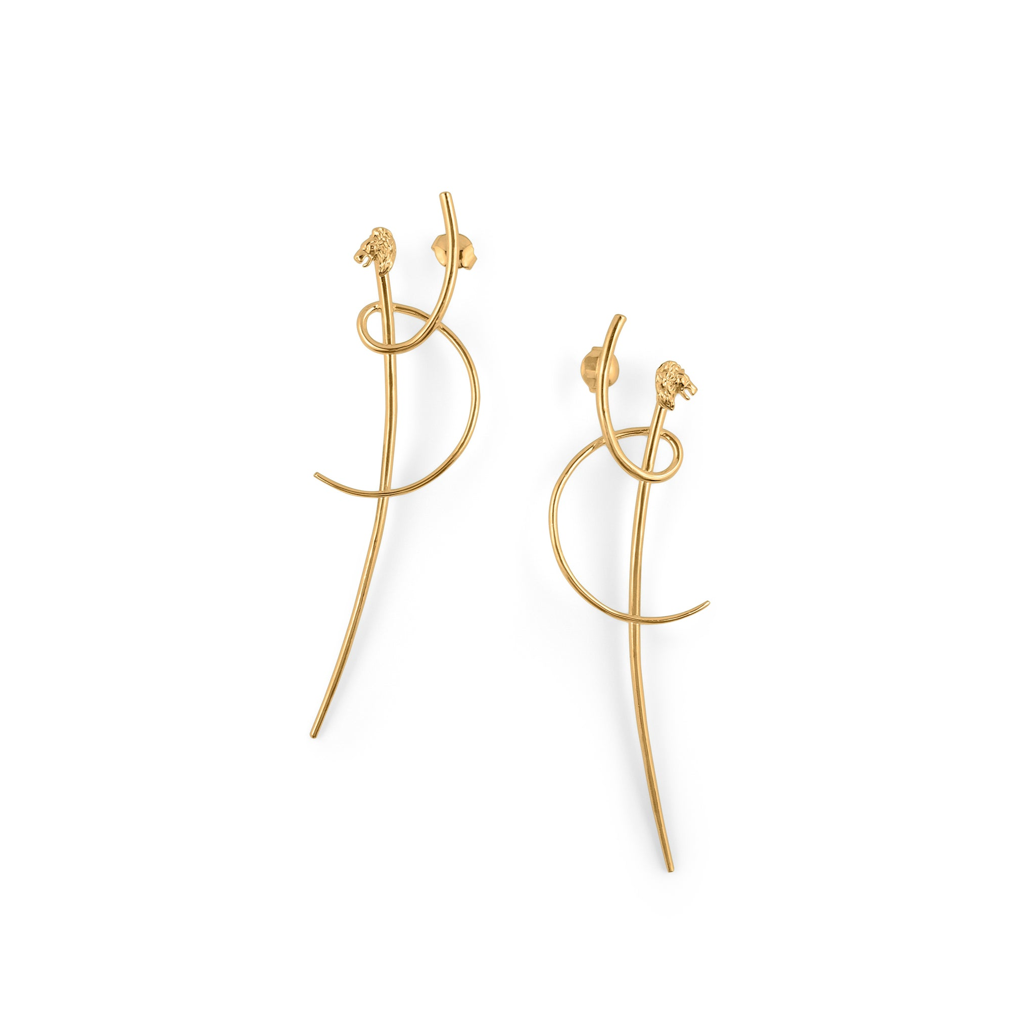MISHO - KATANA EARRINGS