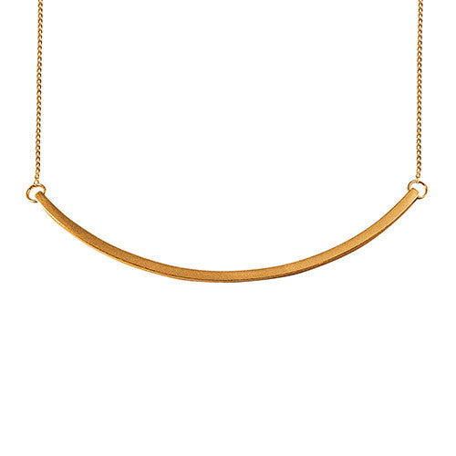 Mei-Li Rose - Large Bar Necklace