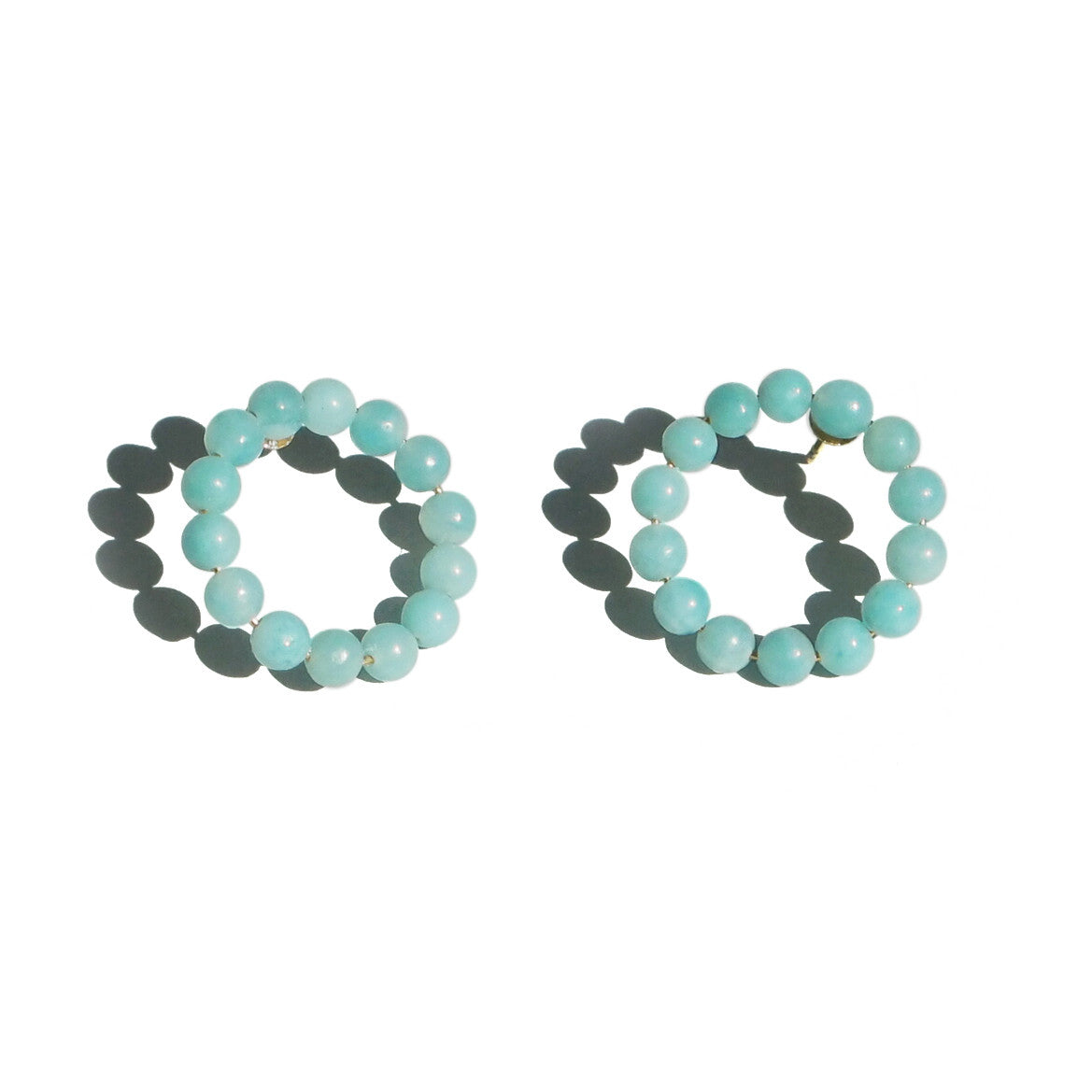 Saskia Diez - Ocean Turquoise Earrings