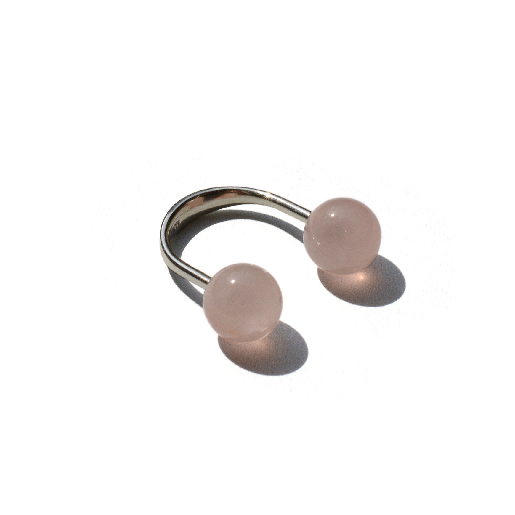 SASKIA DIEZ - ROSE SLING RING