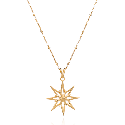 Rachel Jackson - Small Rock Star Necklace