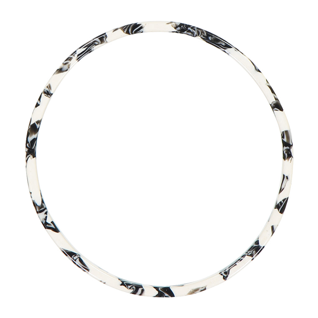 AYM - BERLIN BLACK AND WHITE ANA BANGLE