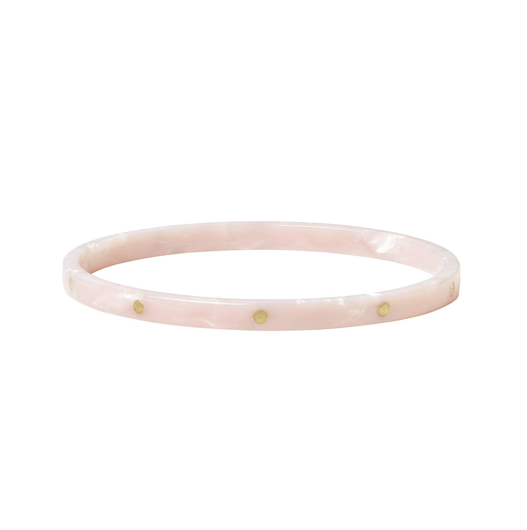 AYM - JAIPUR PINK ANAHID BANGLE