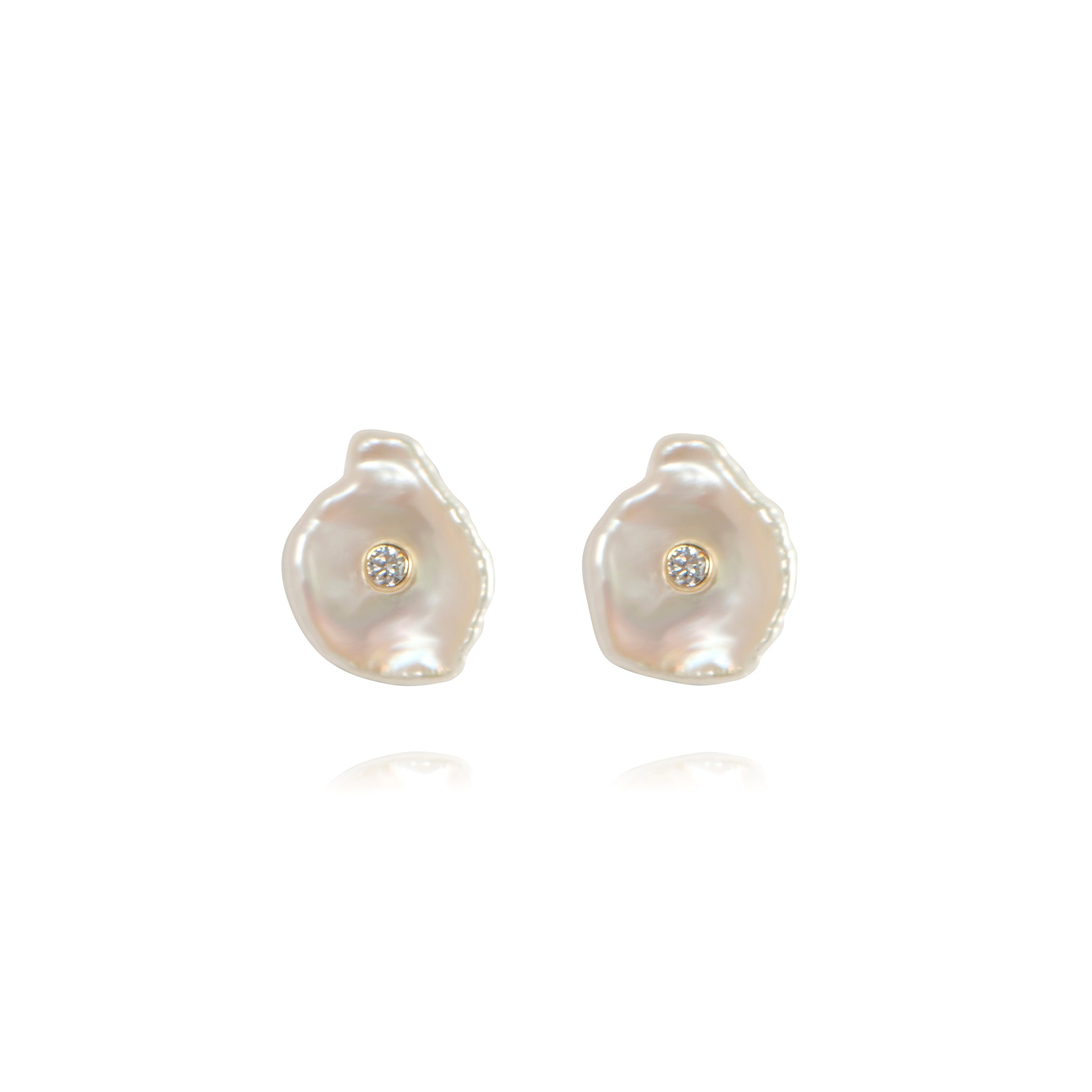 APPLES & FIGS - BAROQUE FOUNTAIN STUDS