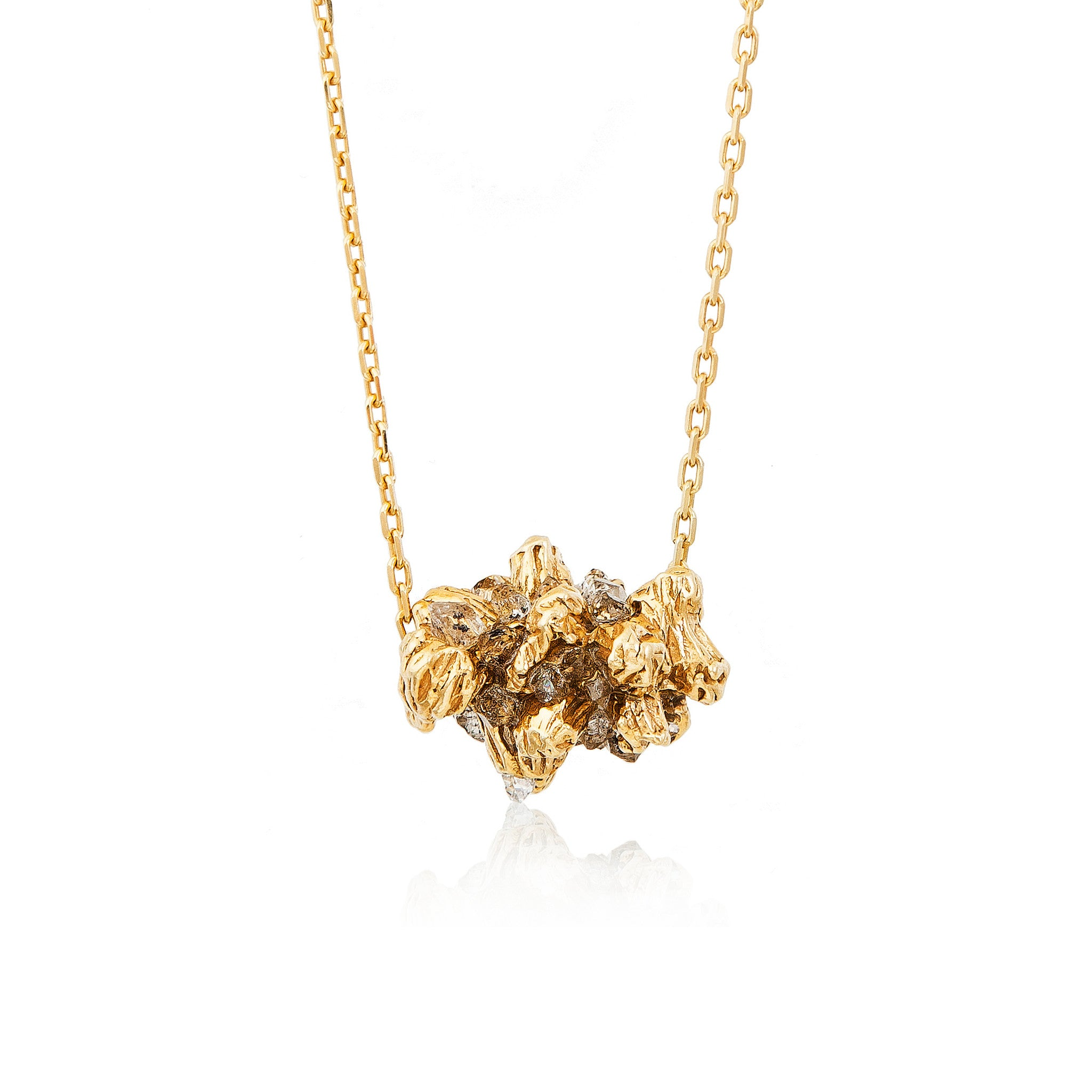 Niza Huang - Gold Under Earth Pendant
